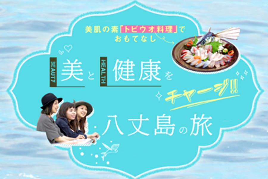 トビウオ料理【美と健康をチャージ‼八丈島の旅】