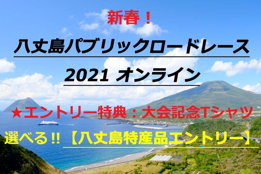八丈島パブリックロードレース オンライン 2021